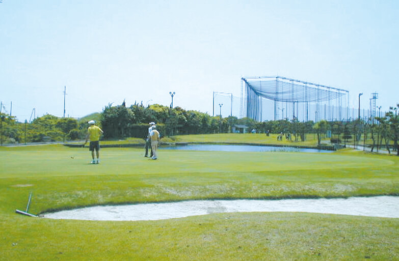 竜洋ゴルフガーデン